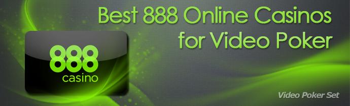 888 Casino Video Poker