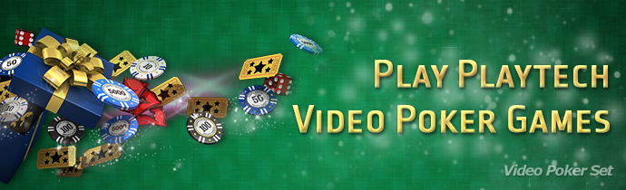 Play Playtech Video Poker Games